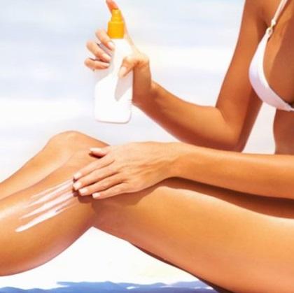 Recuperação da pele após Sol no Rio de Janeiro